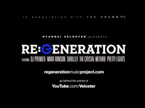 REGENERATION Track Skrillex Breakn a Sweat