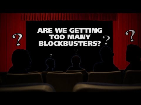 Are we getting too many blockbusters? - The (Movie) Question
