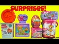 Lalaloopsy Num Noms 3 My Little Pony Squishy Pops Series 4 Stackems Minis Shopkins 7 Toys Surprises