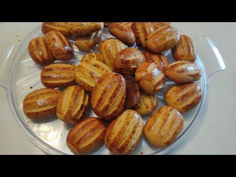 Tarçınlı Cevizli Kurabiye Tarifi - Ağızda Dağılan Pastane Kurabiyesi Tarifi