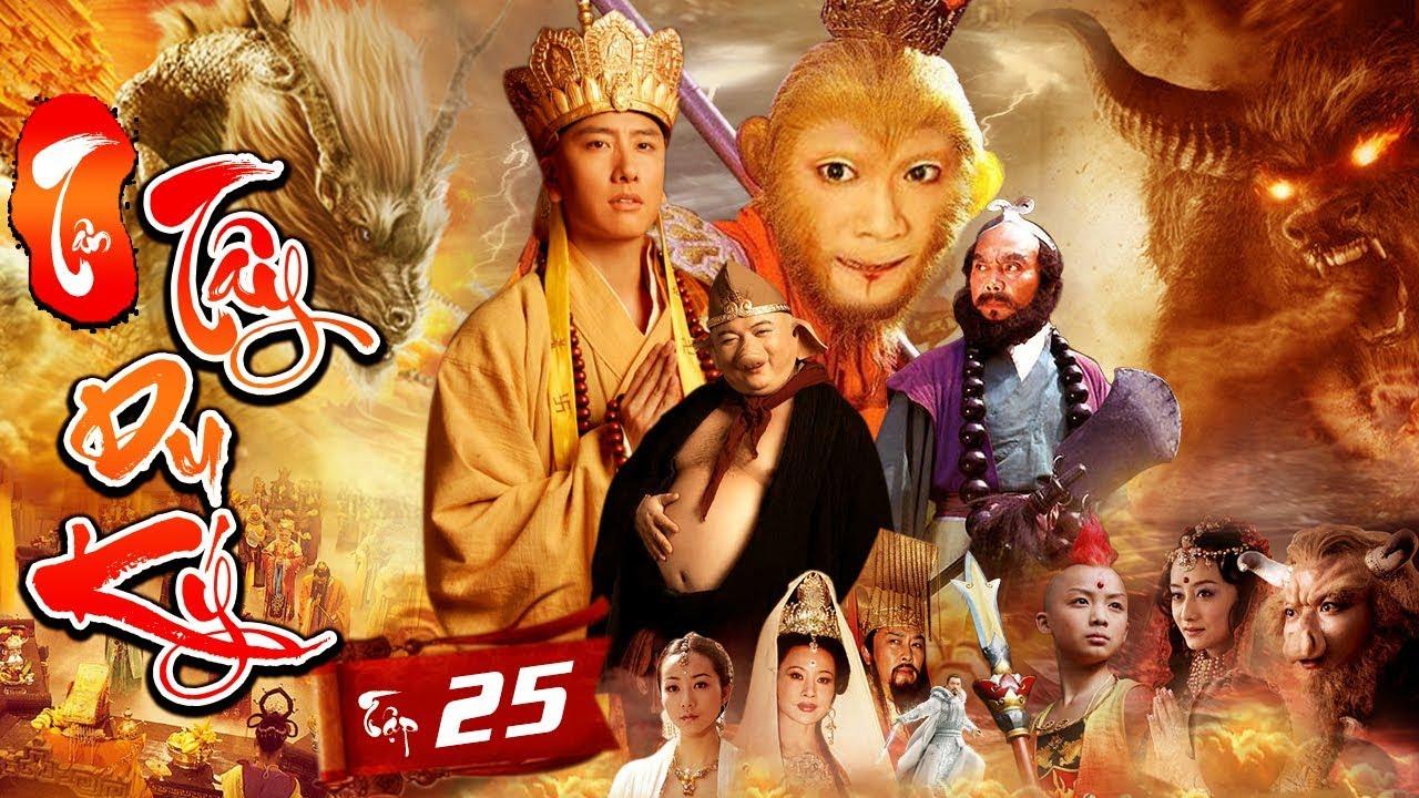 Phim Mới Hay Nhất 2019   TÂN TÂY DU KÝ – Tập 25   Phim Bộ Trung Quốc Hay Nhất 2019