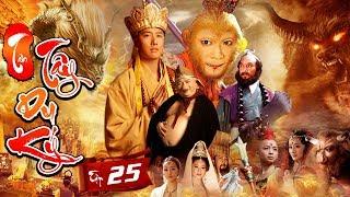 Phim Mới Hay Nhất 2019 | TÂN TÂY DU KÝ - Tập 25 | Phim Bộ Trung Quốc Hay Nhất 2019