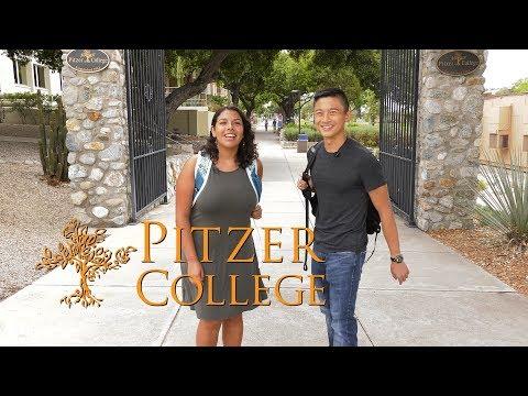 Pitzer College Campus Tour