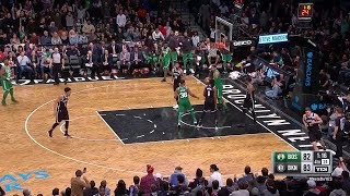4th Quarter, One Box Video: Brooklyn Nets vs. Boston Celtics