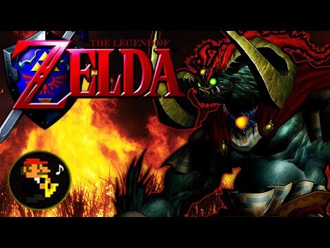 ♫Final Boss - Ganon Battle Orchestrated Remix! Ocarina Of Time - Extended!