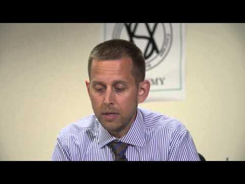 Principal Matthew P. Kuzmeskas, Van Sickle Academy