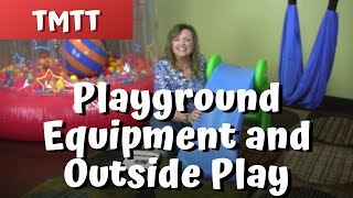 Playground Equipment And Outside Play Speech Therapy Therapy Tip Of The Week