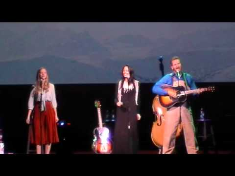 Joey and Rory at the Starlight Theater, Branson Mo - Christmas 2012 Part 1