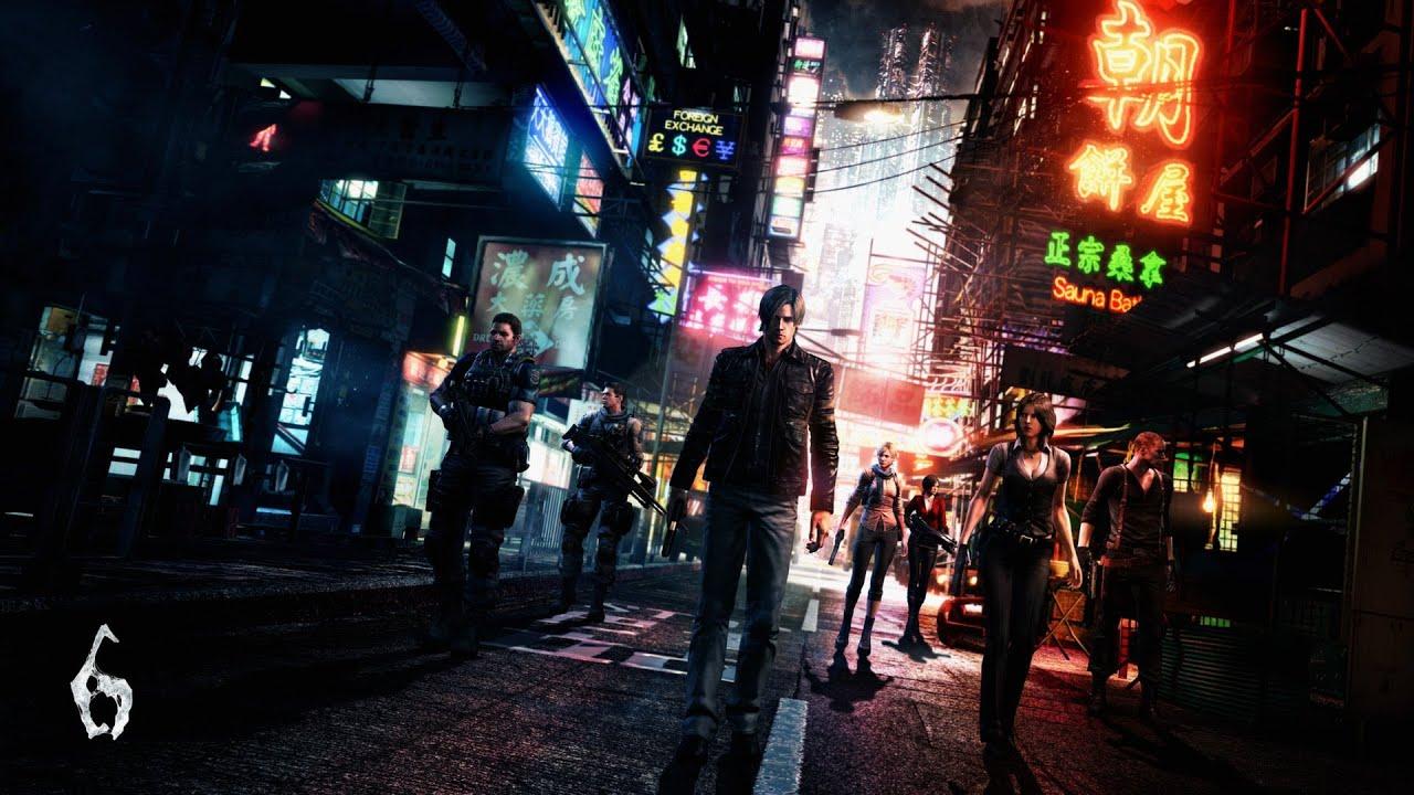 Resident Evil 6 (Cinematicas Del Juego Completa Español ...