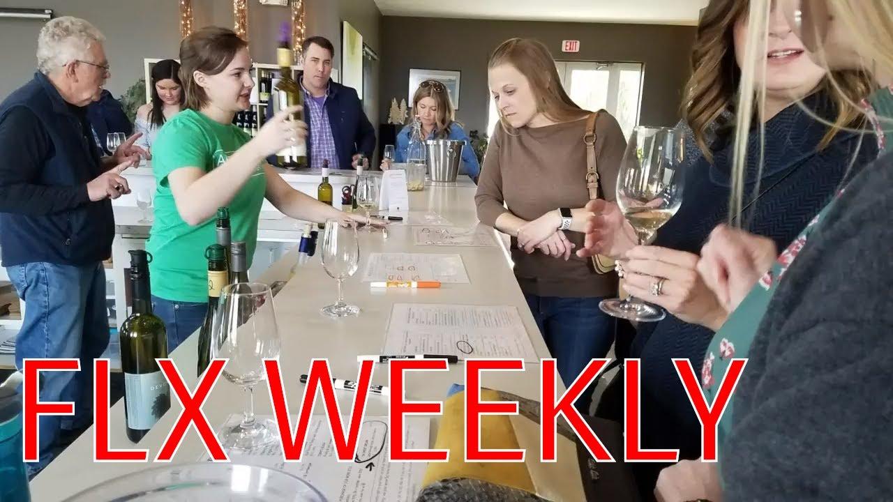 FLX WEEKLY: West side Seneca wine trailin' & weekend warm-up? (podcast)