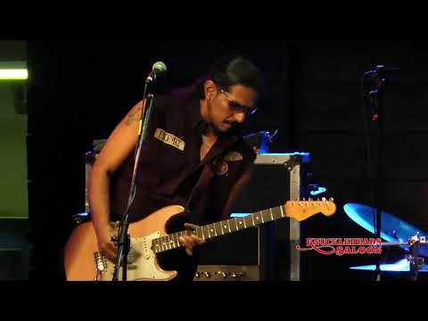 Los Lonely Boys Play Knuckleheads Saloon   12 August 2017