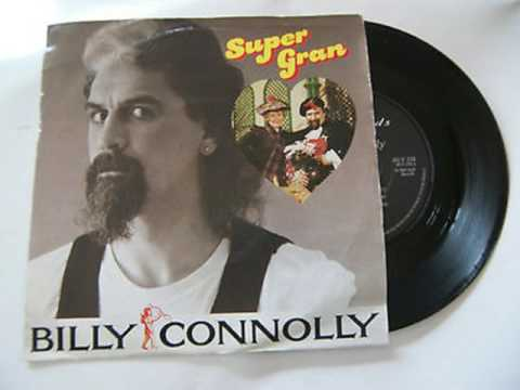 Billy Connolly - Super Gran (Full Theme)