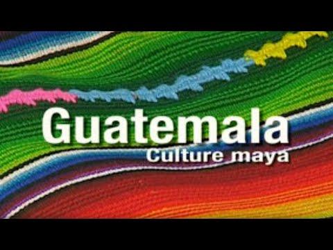 Guatemala, culture maya