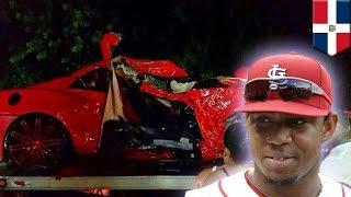 MLB新星タベラス選手が事故死