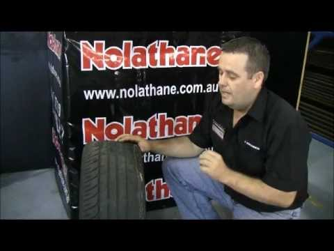 Nolathane - Looks at uneven tyre wear