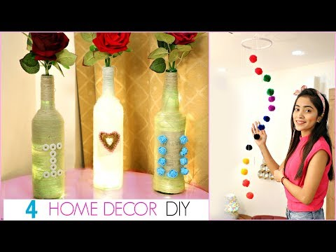 DIY Home Decor - Easy Craft Ideas at Home | #Anaysa #DIYQueen