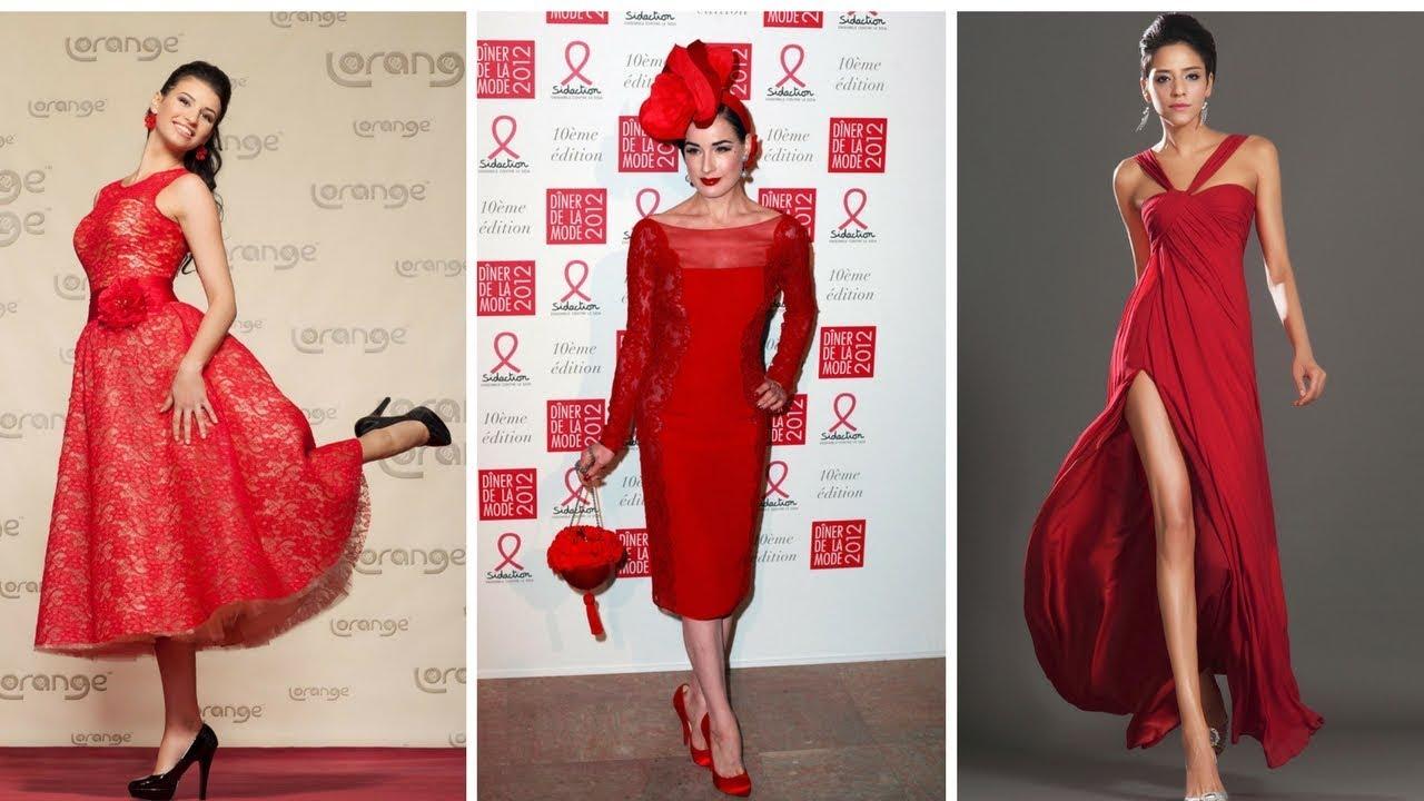 Zapatos Para Vestidos Rojos Largos Moda Fashion Zapatos