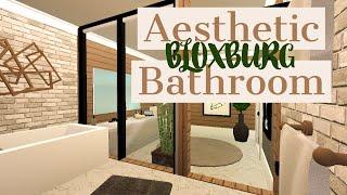 Bloxburg Bathroom Ideas Small