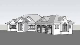 Ranch House Plan 1020-00269