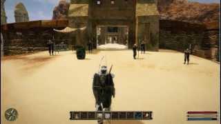 Безопасное проникновение в Иштар в Gothic 3