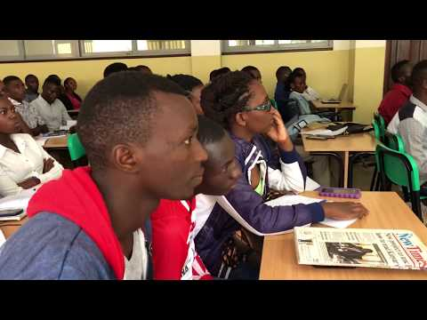 """Rwanda: The course """"TV Production Skills"""" has just started"""