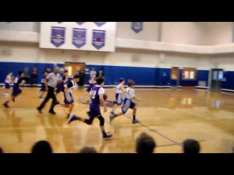 Masters Middle School BB vs The Windward School 1/17/17