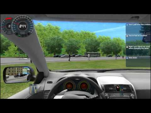 DGA Plays: City Car Driving (Ep. 2 - Gameplay / Let's Play)