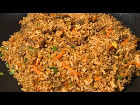 resepi-nasi-goreng-rendang-daging-mudah-cepat-dan-sedap