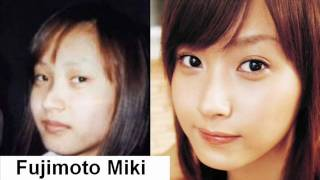 Snsd Before And After Plastic Surgery 少女時代 整形 Pre Debut