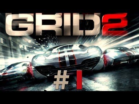 Прохождение GRID 2. Часть 1 - Let's Go