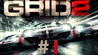 Прохождение GRID 2. Часть 1 - Let's go(Прохождение игры GRID 2 с комментариями ИчИ. GRID 2 - новый рейсинг от студии Codemasters из разряда псевдосимуляторов..., 2013-06-06T13:25:49.000Z)