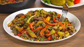 ЕШЬ И МОЛЧИ / КЕР У СУС! Сокровище армянской кухни! Рецепт от Всегда Вкусно!