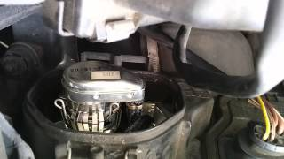 2001 audi s4 b5 bulb replacement 1 of 2