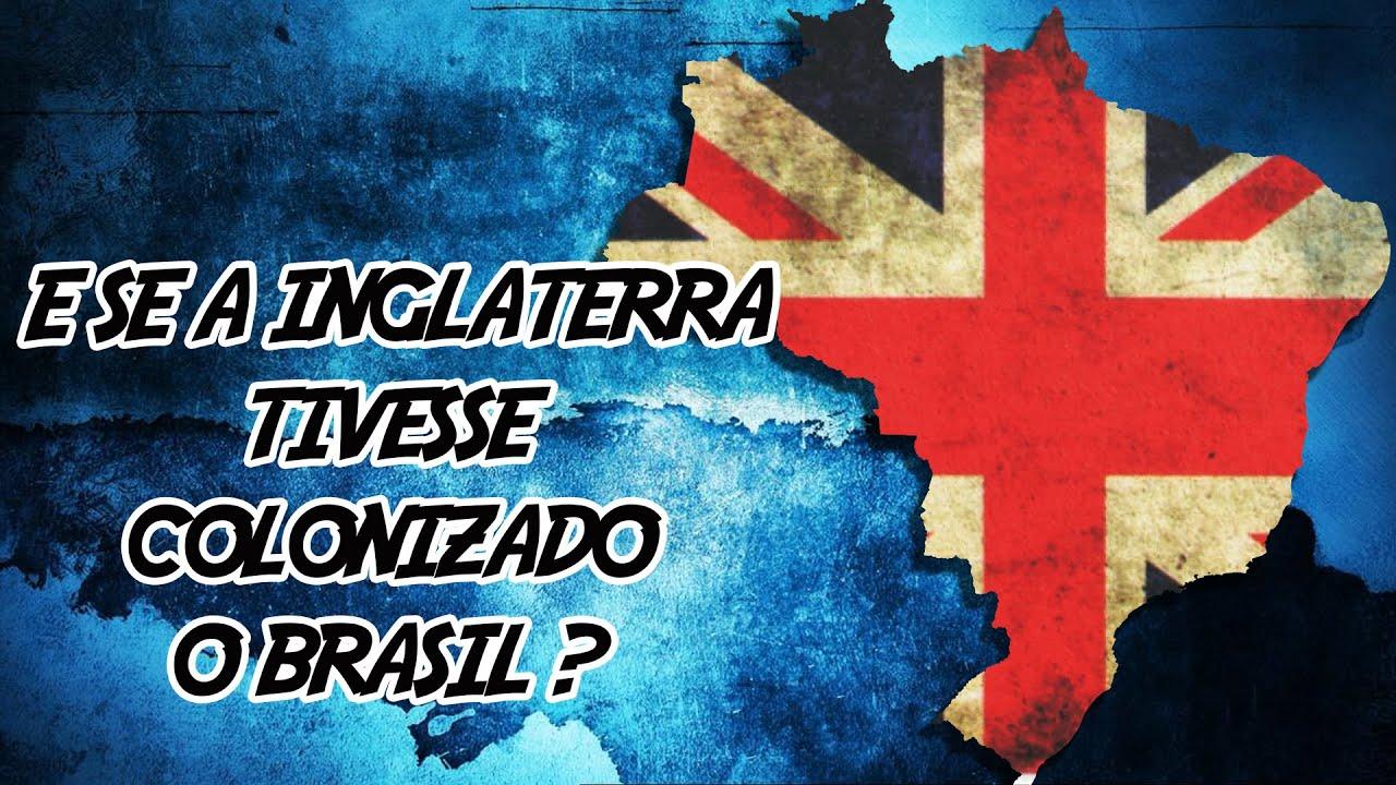 Resultado de imagem para Se a Inglaterra tivesse colonizado o Brasil