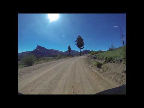 Trail of Highways™ Lost Creek Wilderness Goose Creek TrailHead Deckers Co  8 18 17  Sq  2