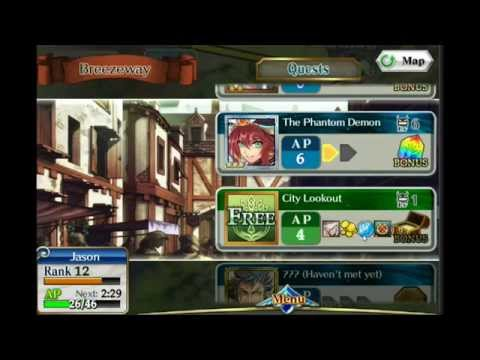 Chain Chronicle Basic Tips Tricks Cheats To Get You Started