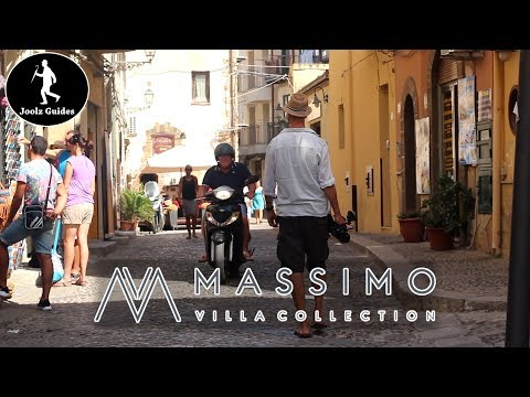 Cefalù - Full Documentary - Romance of Sicily w/Massimo Vill