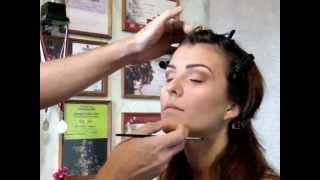 """Как мужчины делают макияж?  Мобильный салон """"Стиль"""", Москва"""