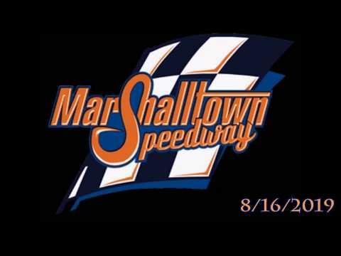 Xcel 600 Mod Marshalltown Speedway #7 Chad Dugan