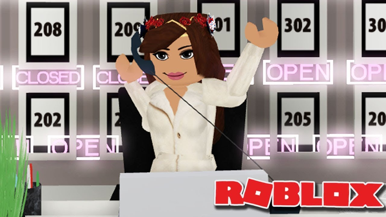 Amberry Roblox Account Amberry Hotel Grand Opening Our First Guests Roblox Bloxburg