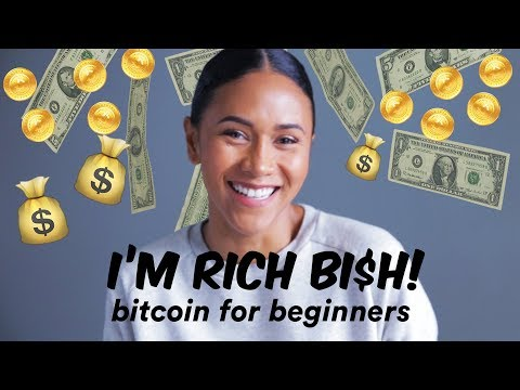 Bitcoin Cryptocurrency for Beginners 💰