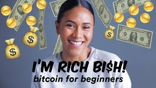 Bitcoin Cryptocurrency for Beginners