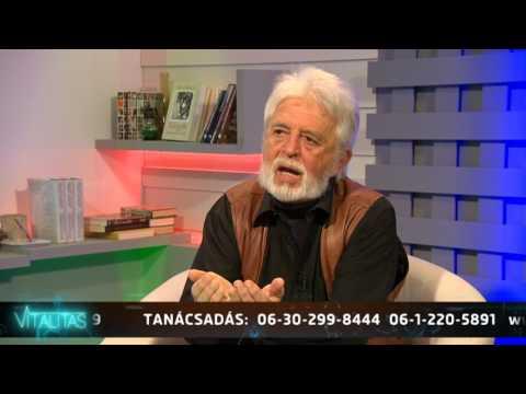 Vitalitás: Béky László műsora: az öregedés okai