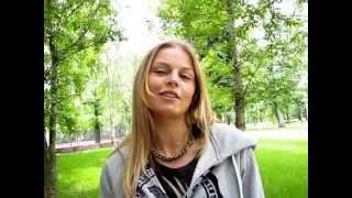 Анастасия Стежко -- демоница-отличница!