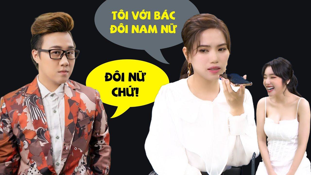 Thùy Chi lừa ngọt, Trung Quân idol để lộ nhiều bí mật khiến Elly Trần cười bò!