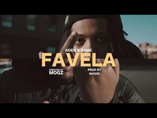 Aden x Asme - Favela [Officiell Musikvideo]