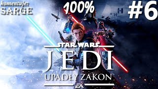 Zagrajmy w Star Wars Jedi: Upadły Zakon PL odc. 6 - Ślizgawka