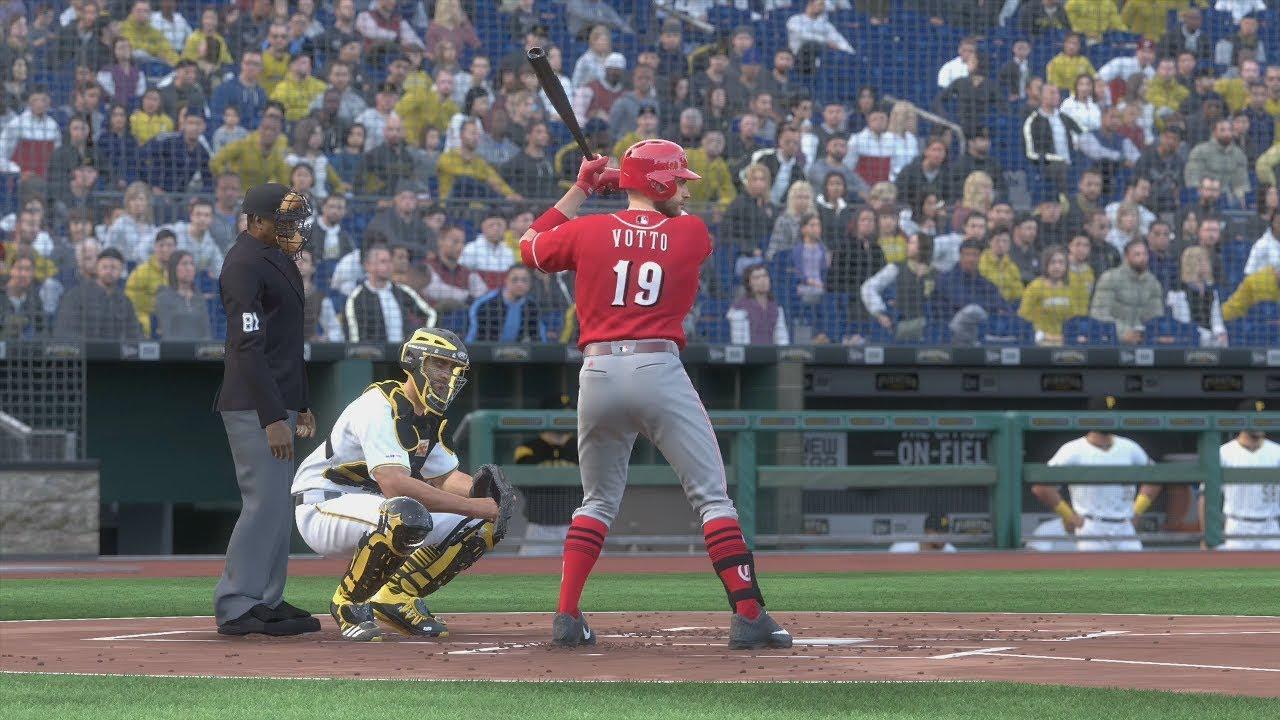 Mlb The Show 19 Gameplay Pittsburgh Pirates Vs