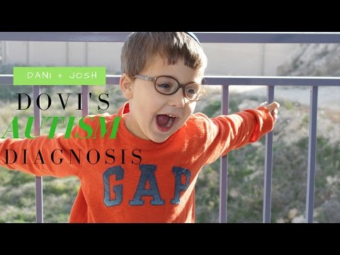 Autism Diagnosis: Our Journey to getting an Autism Diagnosis for Dovi