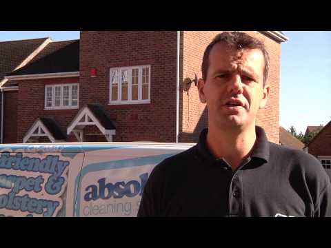 Carpet Cleaning Farnborough - AbsoluteCleaning.co.uk